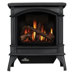 Napoleon GDS60 Knightsbridge Direct Vent Gas Stove - Black