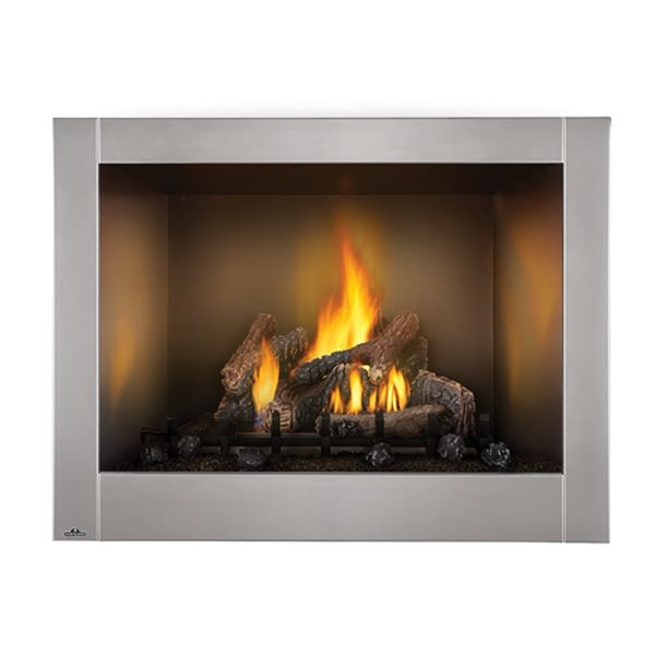 Napoleon GSS42CF Riverside 42 Clean Face Outdoor Fireplace image number 1