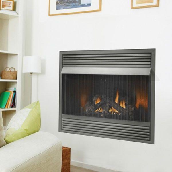 Napoleon GVF42 Grandville Ventless Gas Fireplace image number 0
