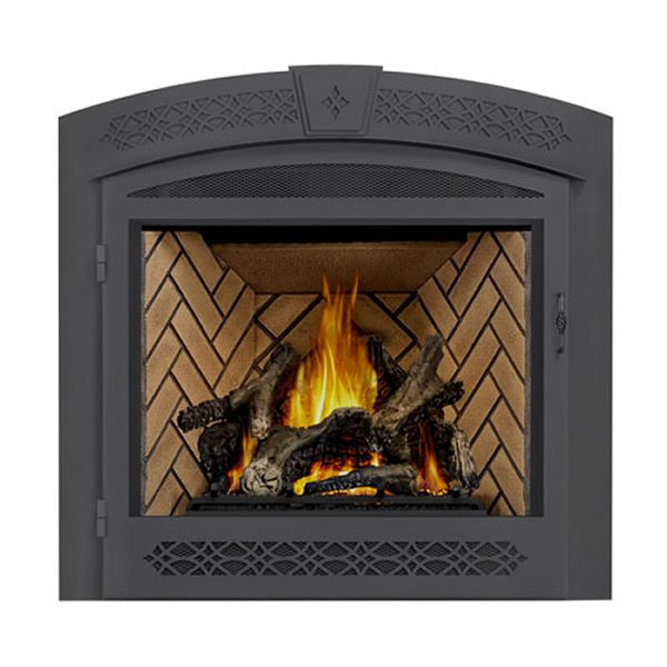 Napoleon GX70 Ascent X 70 Direct Vent Gas Fireplace image number 1