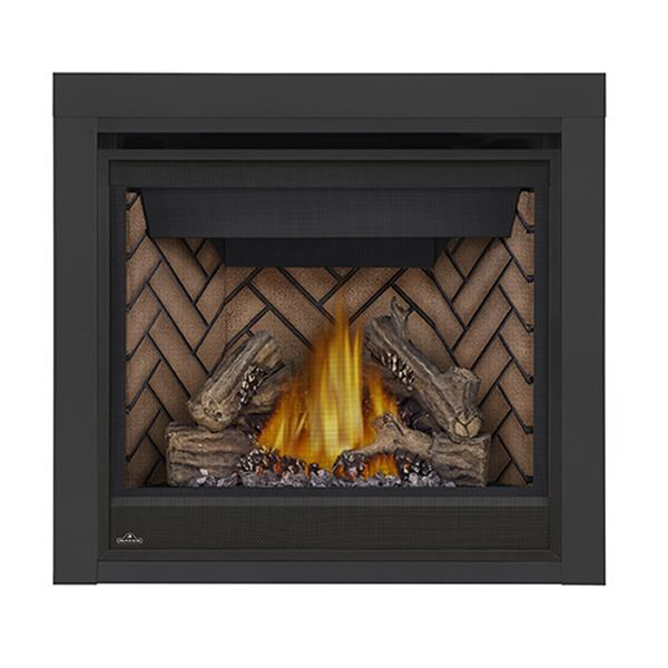 Napoleon GX36 Ascent X 36 Direct Vent Gas Fireplace image number 1