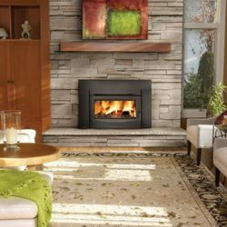 Napoleon EPI3C Oakdale Wood Burning Fireplace Insert