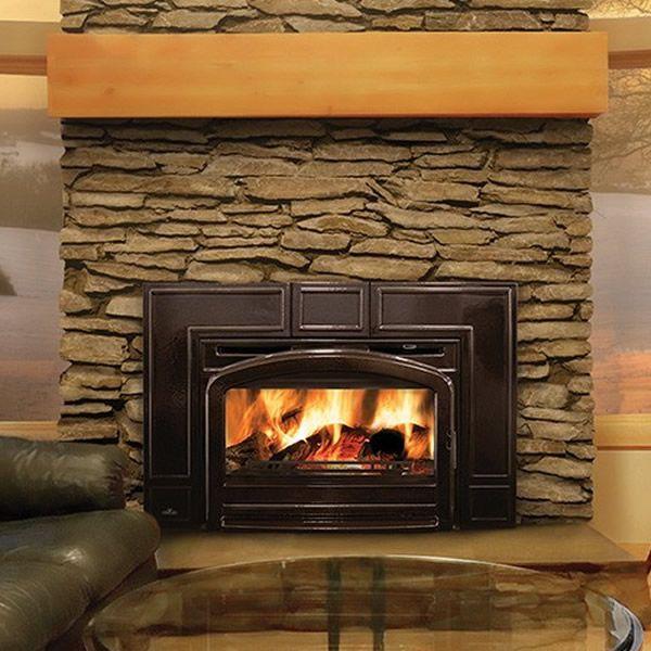 Napoleon EPI3T Oakdale Wood Burning Fireplace Insert image number 0