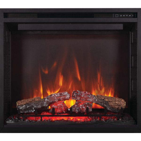 Napoleon Element 36 Built-In Electric Fireplace image number 0