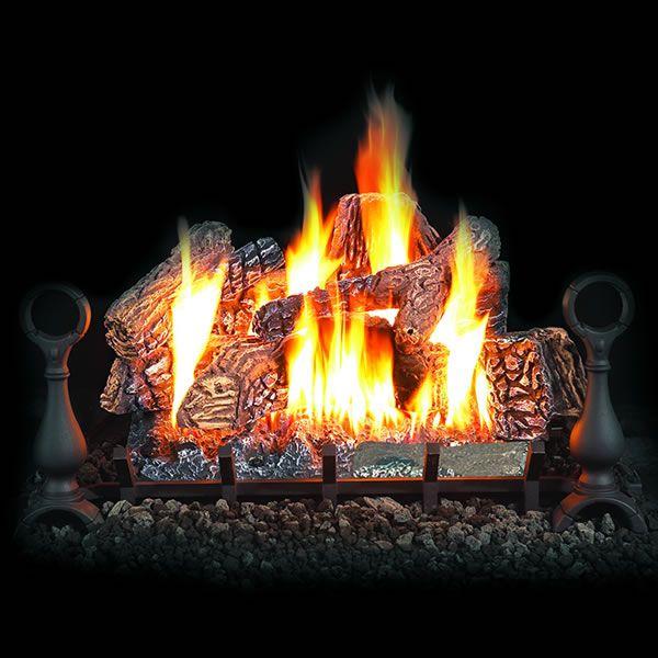 Napoleon Fiberglow Vented Gas Log Set image number 0