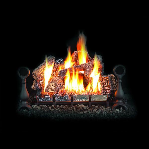 Napoleon Fiberglow Ventless Gas Log Set image number 0
