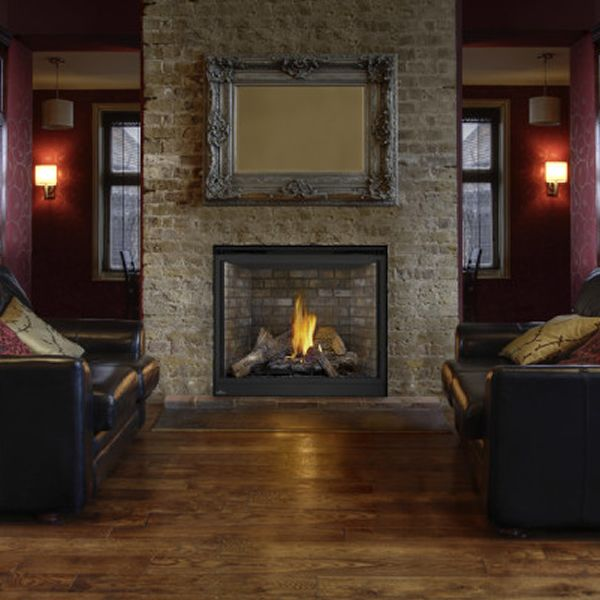Napoleon HDX40 High Definition Direct Vent Gas Fireplace image number 0