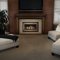 Napoleon Inspiration ZC Direct Vent Gas Fireplace Insert