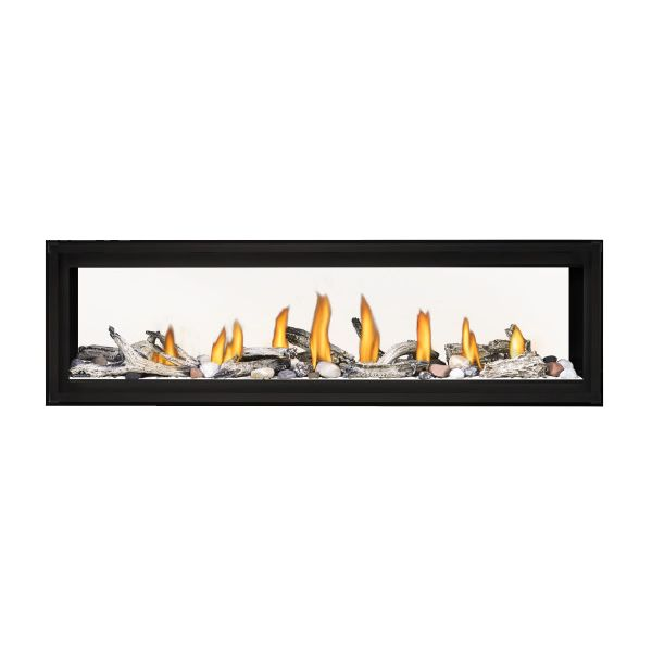 Napoleon LVX62 Luxuria 62 See-Thru Direct Vent Gas Fireplace image number 0