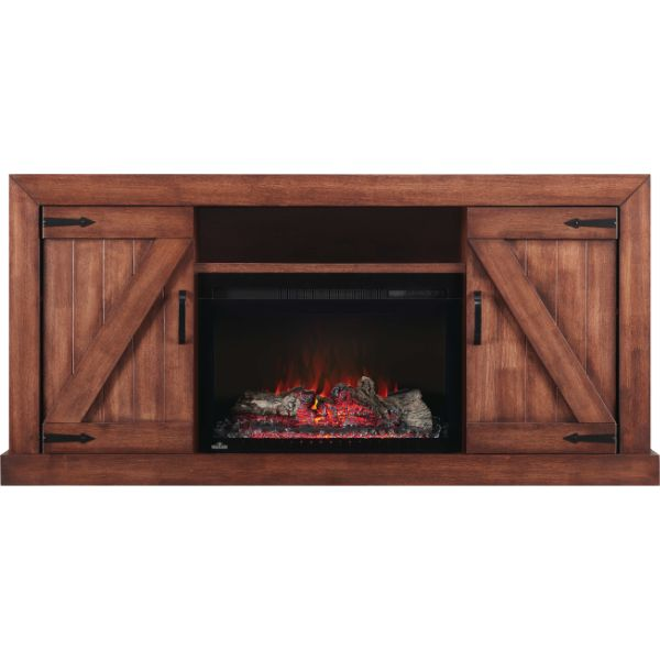 Napoleon Lambert Electric Fireplace Entertainment Package image number 0