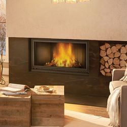 Napoleon NZ7000 High Country 7000 Wood Burning Fireplace
