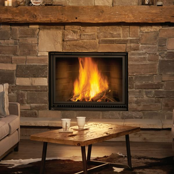 Napoleon NZ8000 High Country 8000 Wood Burning Fireplaces image number 0
