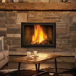 Napoleon NZ8000 High Country 8000 Wood Burning Fireplaces