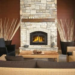 Napoleon NZ3000 High Country Wood Burning Fireplace