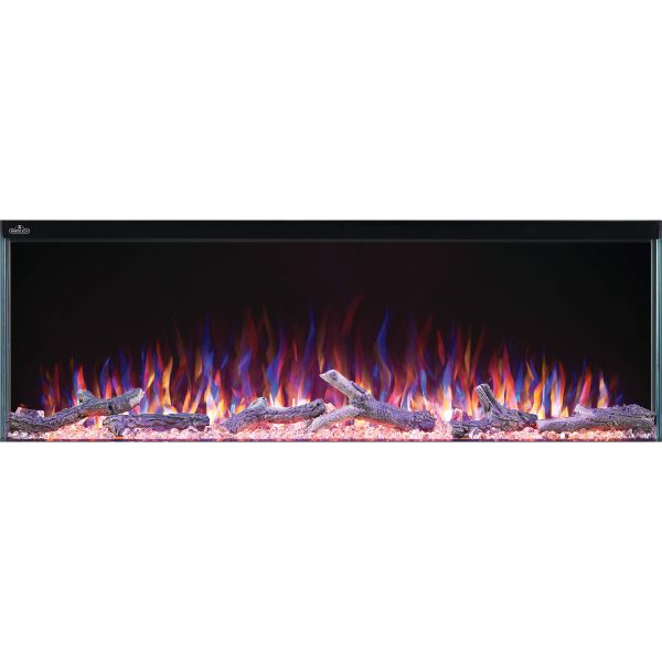Napoleon Trivista Built-In Electric Fireplace image number 0