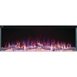 Napoleon Trivista Built-In Electric Fireplace