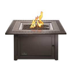 Napoleon Victorian Square Patioflame Gas Fire Pit Table