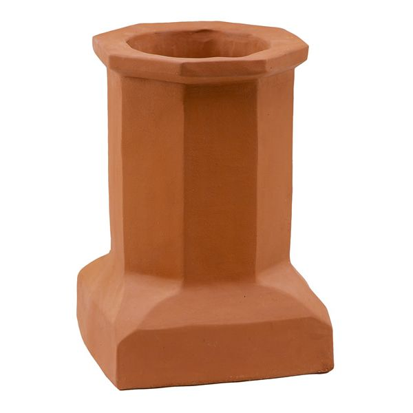 Sandkuhl New Castle Clay Chimney Pot image number 0