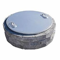 Necessories Fire Ring Non-Slotted Cover