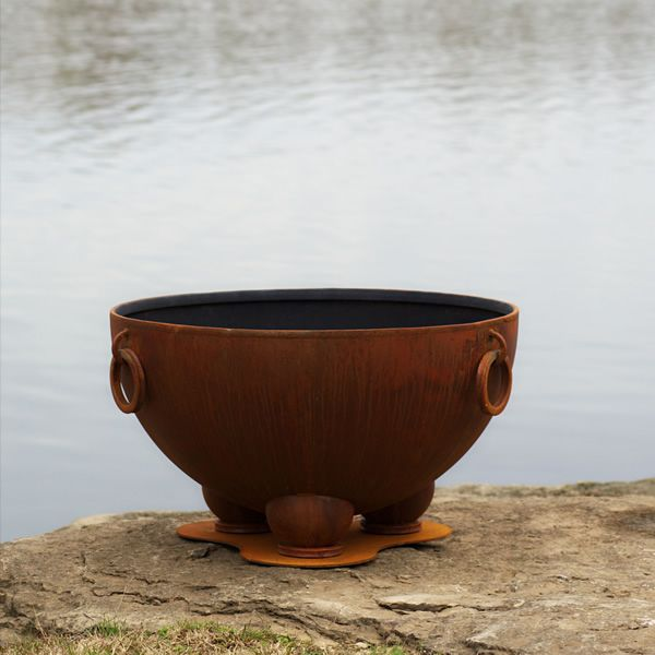 Nepal Gas Fire Pit image number 2
