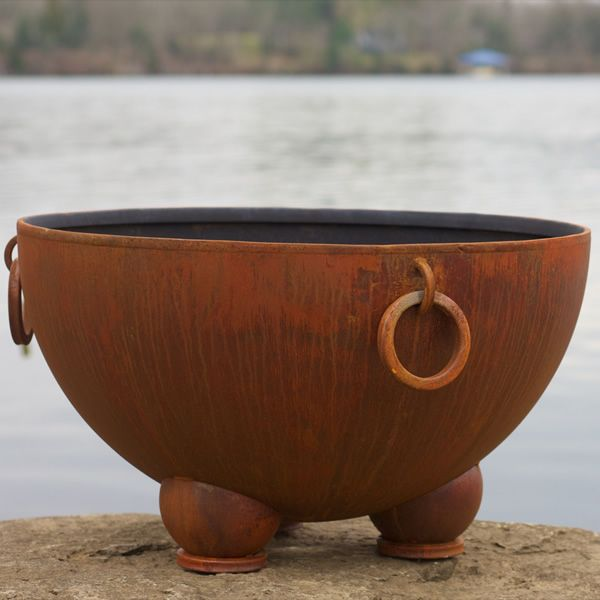 Nepal Gas Fire Pit image number 4