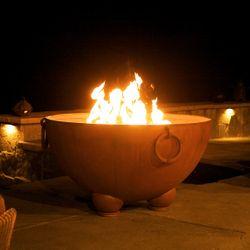 Nepal Gas Fire Pit
