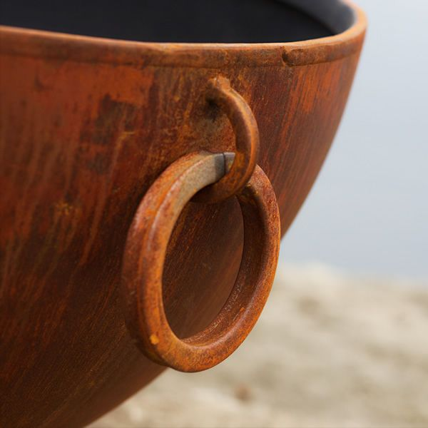 Nepal Wood Burning Fire Pit image number 5