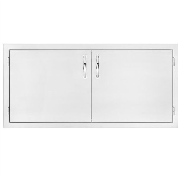 """Summerset 42"""" Double Access Door image number 0"""