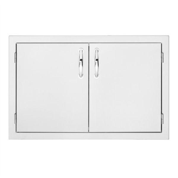 """Summerset 30"""" Double Access Door image number 0"""