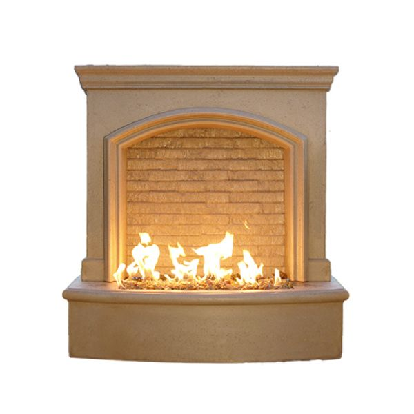 Small Gas Firefall image number 1