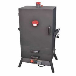 "Smoky Mountain Wide Gas Smoker - 38"" with Drawers"
