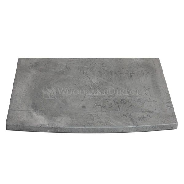 Vermont Bun Baker Soapstone Hearth for Wood Stove image number 0