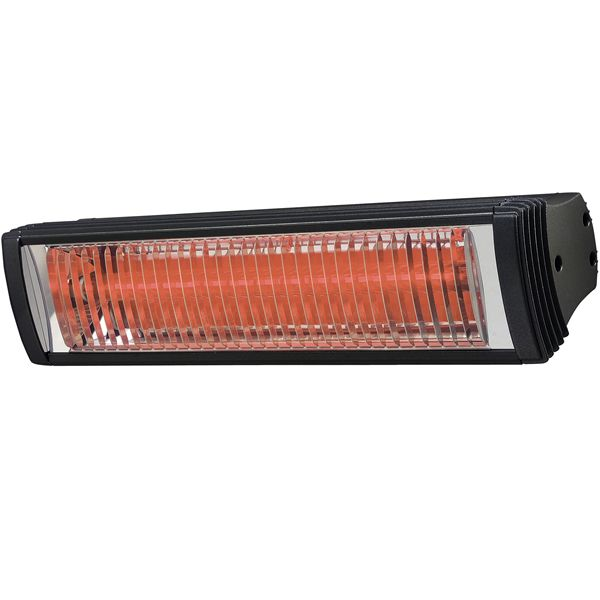 Solaira Cosy 1500W Black Quartz Infrared Patio Heater - 120V image number 0