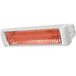 Solaira Cosy 1500W White Quartz Infrared Patio Heater - 240V