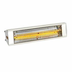 Solaira Cosy 1500W White Quartz Infrared Patio Heater - 120V