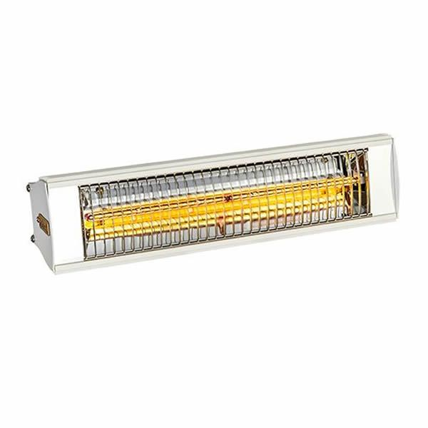 Solaira Cosy 1500W White Quartz Infrared Patio Heater - 120V image number 0
