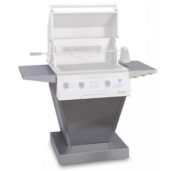 """Solaire Angular Pedestal Base for 21"""" Deluxe Grill image number 0"""