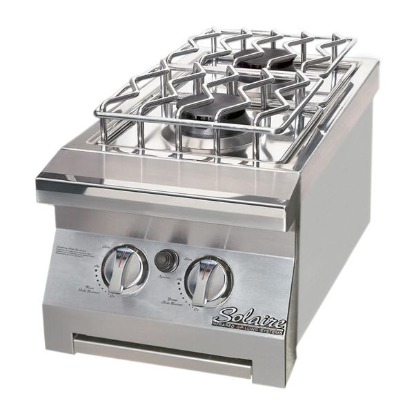Solaire Built-In Double Side Burner image number 0