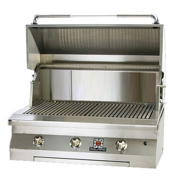 """Solaire Built-In Gas Grill - 36"""" image number 0"""