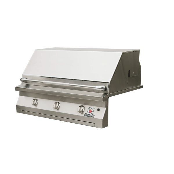"Solaire Built-In Gas Grill - 42"" image number 0"