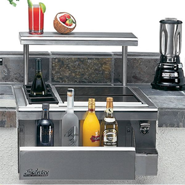 "Solaire Built-In Pro-Bartender Center - 24"" image number 0"
