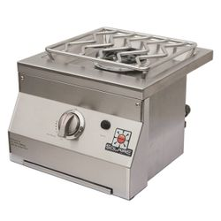 Solaire Built-In Single Side Burner
