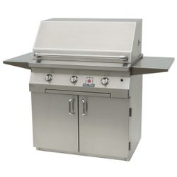 """Solaire Cart-Mount Gas Grill - 36"""""""