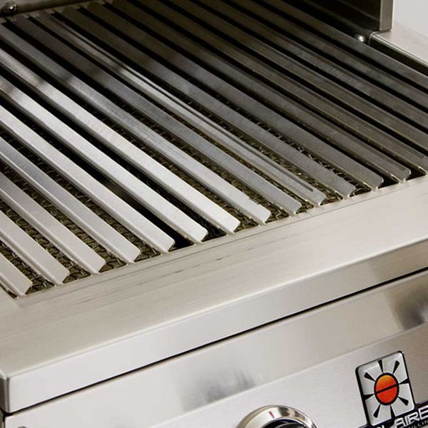 "Solaire Deluxe Cart-Mount Gas Grill - 27"" image number 2"