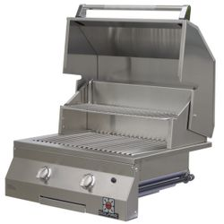 """Solaire Deluxe Built-In Gas Grill - 27"""""""