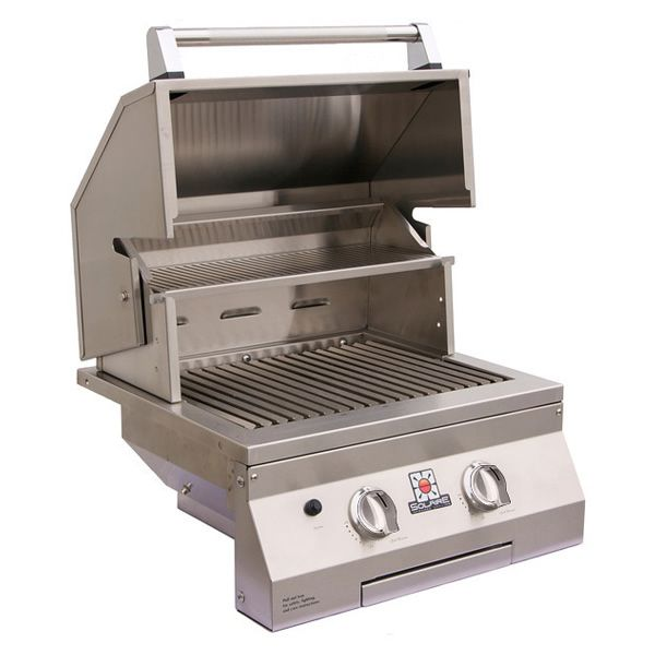 "Solaire Deluxe Built-In Gas Grill - 21"" image number 0"