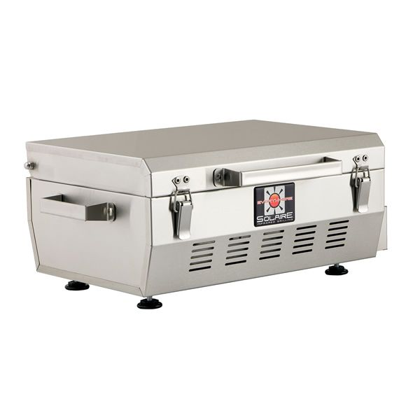 Solaire Everywhere Portable Grill image number 0
