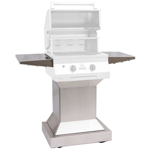 "Solaire Pedestal Base for 21"" Grill image number 0"