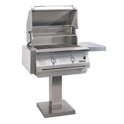 Solaire Post-Mount Gas Grill - 30""