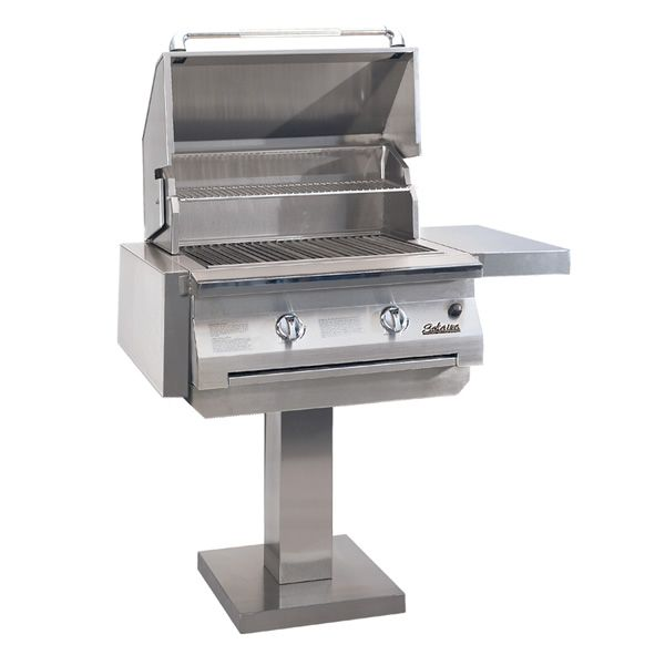 """Solaire Post-Mount Gas Grill - 30"""" image number 0"""